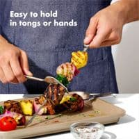 OXO GRILLING SKEWERS SET OF 6